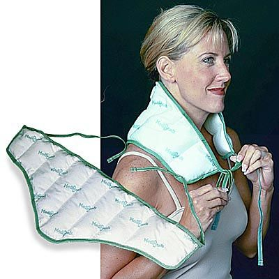 MediBeads Moist Heat Therapy Neck Wrap