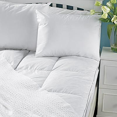 Luxe Loft Feather Bed Mattress Topper