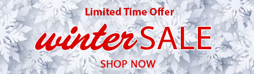 Shop our Winter Sale Now