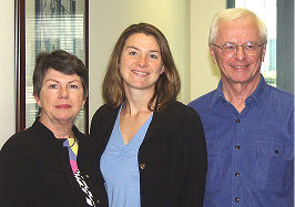 Ryner & Evelyn Wittgens with daughter Katie